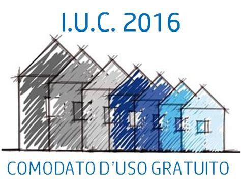 comune di scalea ufficio tributi iuc 2016 novit 224 sul comodato d uso gratuito comune