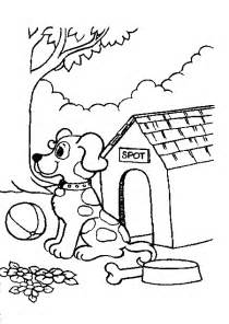dog coloring pages learn coloring