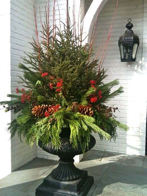 Images Of Christmas Urns | christmas urn for the home pinterest