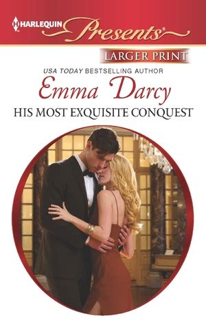 the s ultimate conquest harlequin presents books his most exquisite conquest by darcy reviews