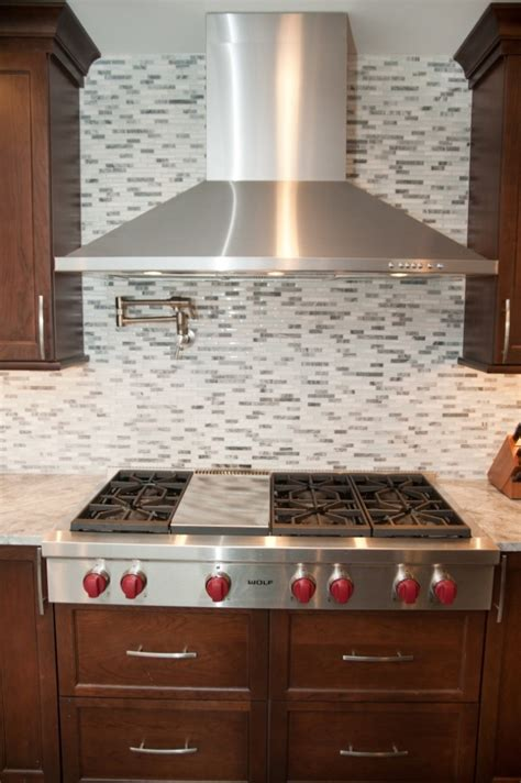 Pot Filler Kitchen Faucet by Pot Filler By The Stove For Your Kitchen Design Build Pros