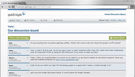 free message board aimoo quicktopic free message board hosting bulletin boards