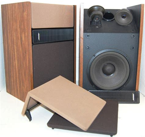 Stereo Bookshelf Speakers rewind audio bose 301 ii direct reflecting bookshelf stereo speakers