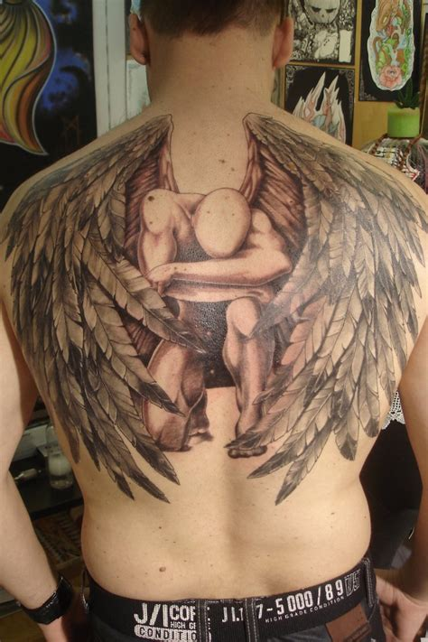 baby angel tattoos for men tattoos designs ideas and meaning tattoos for you