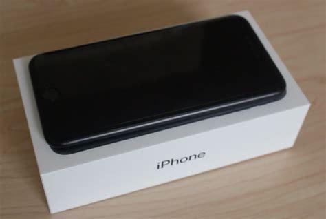 Iphone 7plus Black Matte 128gb iphone 7 plus 128gb black