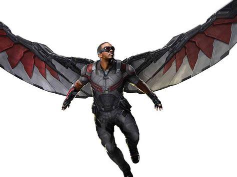 Falcon Civil War todo lo que puedes esperar de falcon en captain america