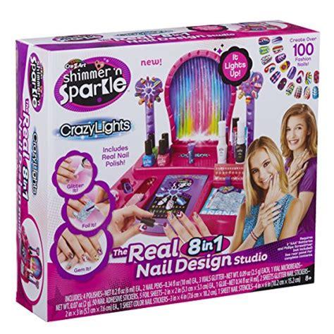 shimmer and sparkle crazy lights cra z art shimmer n sparkle crazy lights real 8 in 1