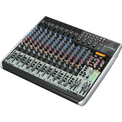Mixer Behringer 12 Channel behringer qx2222usb 12 channel mixer