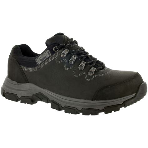 magnum low mid waterproof steel toe slip resistant