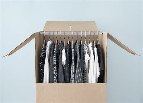 Wardrobe Containers by Wardrobe Box Brighton Boxes