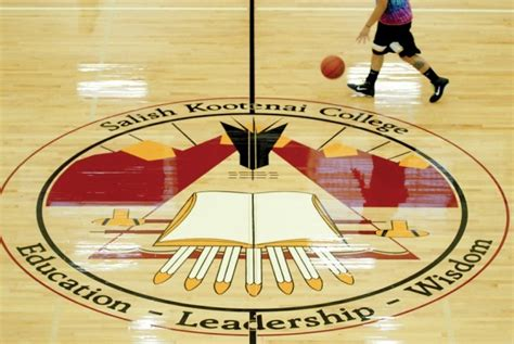 Reservation Letter For Basketball Court Tribal Hoop Dreams Continue Montana Reservation Colleges Lure Indian Students With Basketball