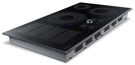 Samsung Induction Cooktop by Samsung 36 Quot Electric Induction Cooktop Nz36k7880ug Aa