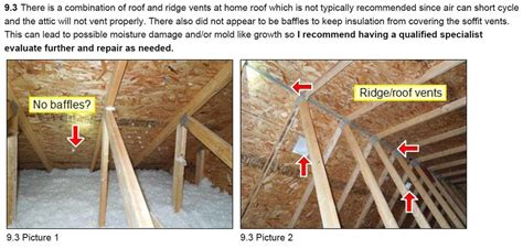 vent will combining roof venting systems cause short