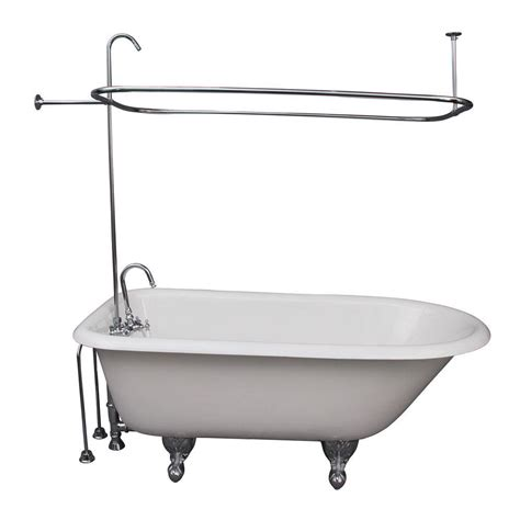 5 foot cast iron bathtub barclay products 5 ft cast iron ball and claw feet