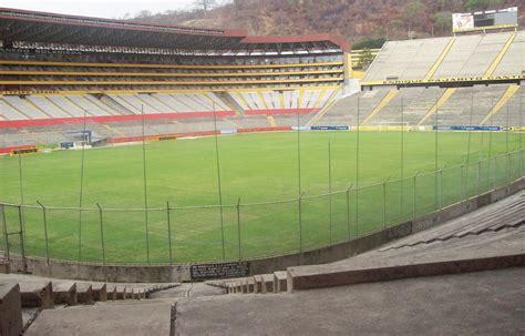 el estadio monumental isidro romero carbo de guayaquil el monumental taringa