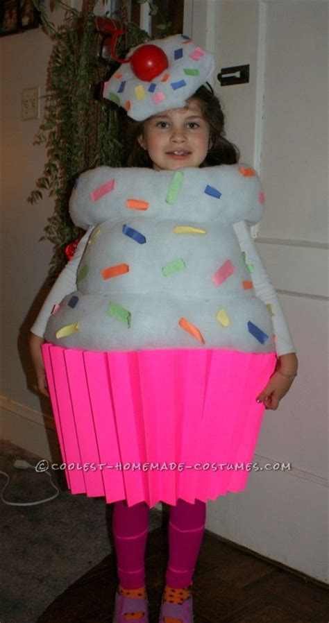 cupcake costume diy best cupcake costume for a