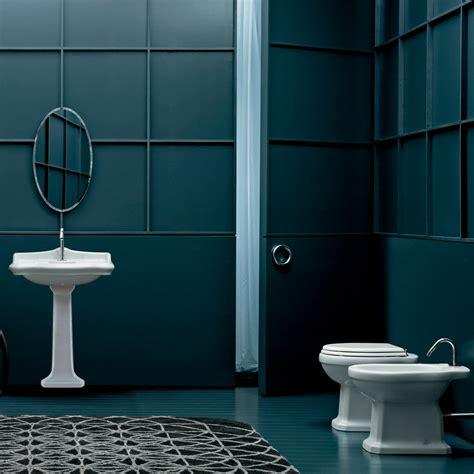 bagno wc sanitari classici bagno completo wc bidet e lavabo con