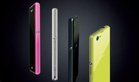 Sony Xperia Zr Docomo Pink Putih Blak sony xperia z1 f mini official snapdragon 800 and 20