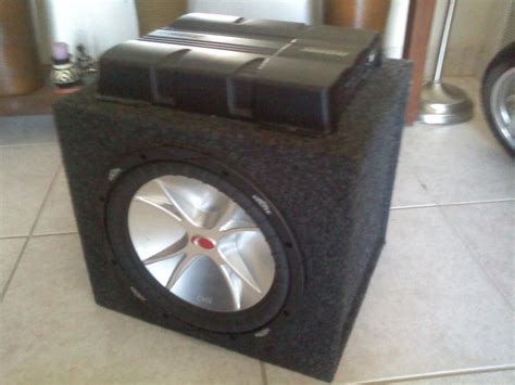Subwoofer Kickers Cvr 12 Original Murah fs subwoofer kicker 12 quot cvr with pionner 800w clublexus lexus forum discussion