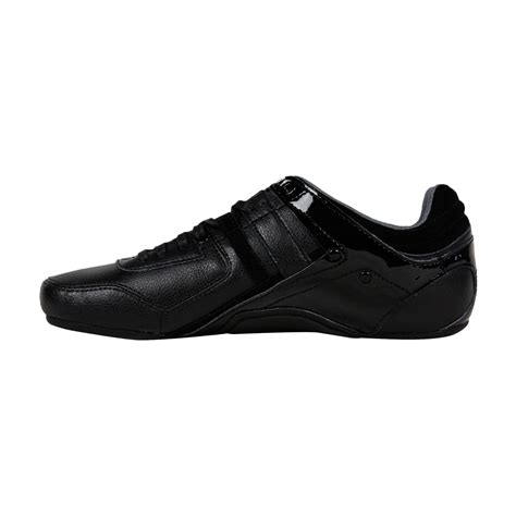 mens patent leather sneakers diesel korbin ii s mens black patent leather lace up