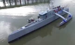 sea hunt boats australia us navy s ghost hunter drone boat will scour seas for