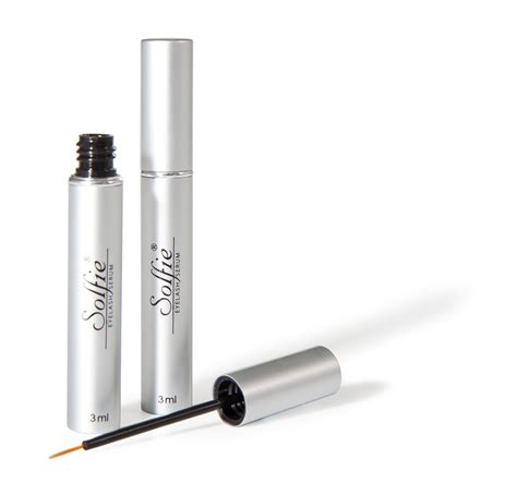 Eyelash Serum By Ertos Skincare solfie eyelash serum solfie cosmetics