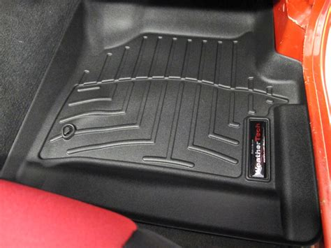 jeep wrangler weathertech floor mat front 461051 auto design tech