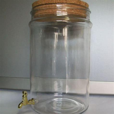 bottiglie di vetro con rubinetto contenitori vetro con rubinetto colonna porta lavatrice