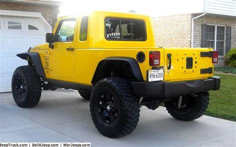 Jeep Rubicon Truck For Sale Rubi02