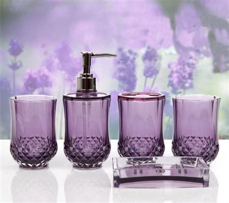 lavender bathroom accessories how to incorporate purple bathroom accessories