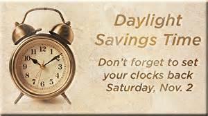 daylight savings time word of grace christian church