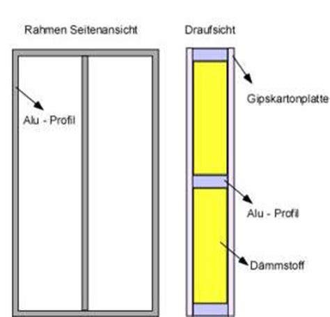 Trennwand Einbauen Kosten by Trockenbau Anleitung Diy Abc