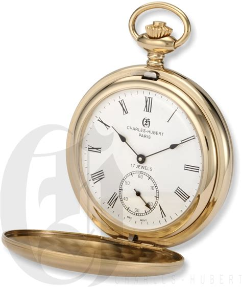 charles hubert gold plated stainless steel satin