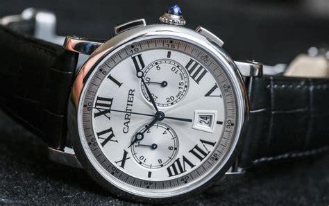 cartier rotonde chronograph review ablogtowatch
