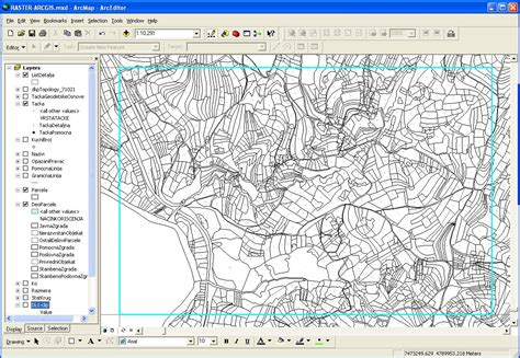 arcgis layout export arcgis desktop export tif map from specified shp area in
