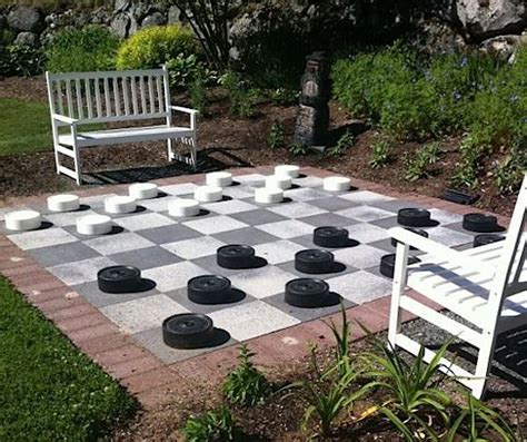 awesome outdoor diy projects for