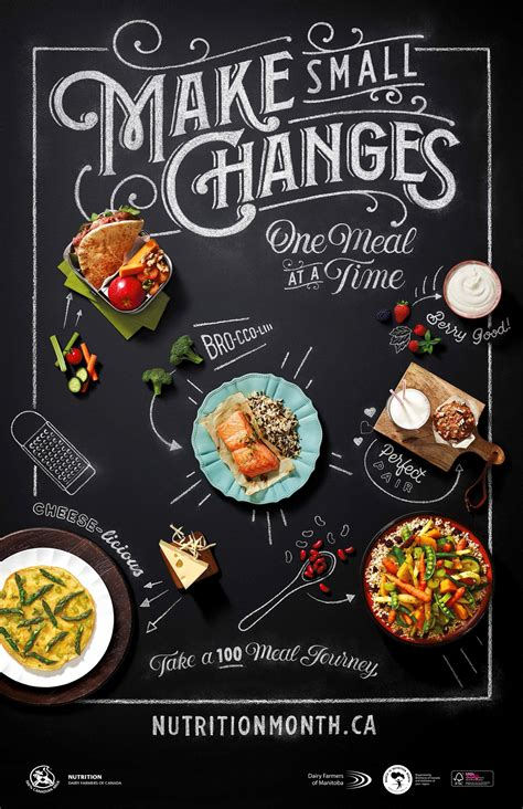 poster design restaurant nutrition month poster on behance calligraphy hand