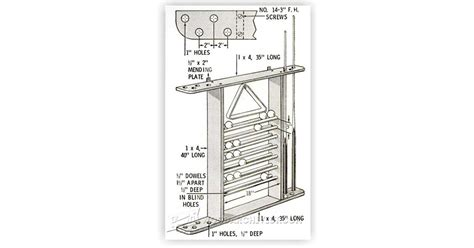 Glue Wainscoting To Wall - pool cue rack plans woodarchivist