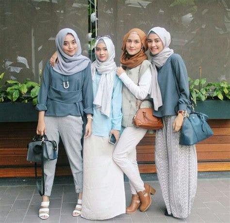 Koleksi Baju Muslim Terbaru 2016 Koleksi Baju Muslim 2016 Yang Modis Untuk Wanita Muda