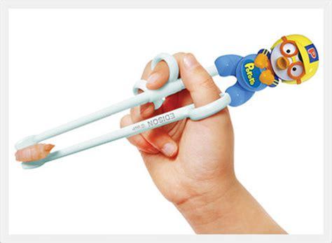 Edison Chopsticks Sumpit Anak Pororo edison chopsticks pororo from inp co ltd korea