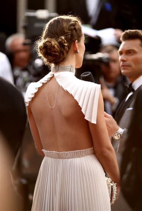 Oscars Hairstyles by Oscars 2016 Best Hairstyles On The Carpet The