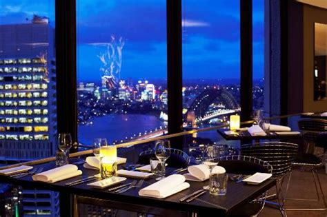 sydney tower restaurant central business district