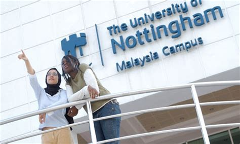 Nottingham Malaysia Mba Fees by Surge In Students Studying For Uk Degrees Abroad