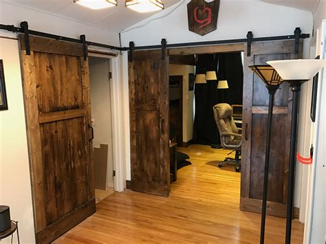 Barn Door Kit Image Result For Unfinished Knotty Alder Sliding Barn Doors Lowes