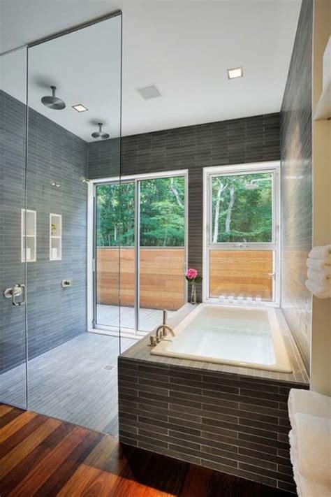 coole designs für schlafzimmerwände idee badezimmer badewanne