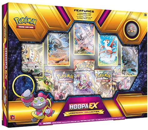 new images for hoopa ex pikachu ex legendary collection