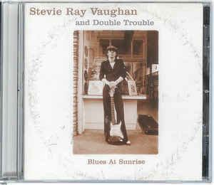 stevie ray vaughan double trouble blues  sunrise cd  discogs