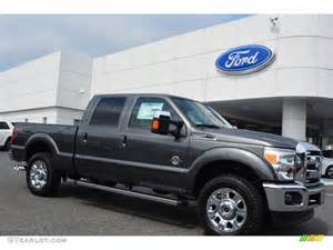 Ford Magnetic Color 2016 Magnetic Metallic Ford F250 Duty Lariat Crew