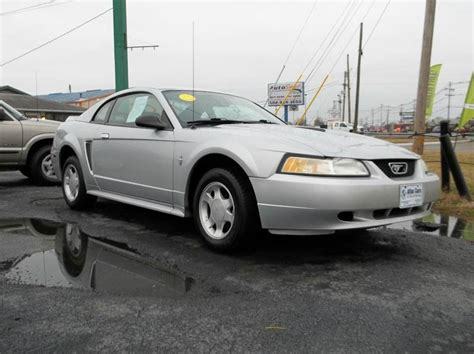 ford mustang 2000 mpg 2000 ford mustang 2dr coupe in radcliff ky atlas cars inc