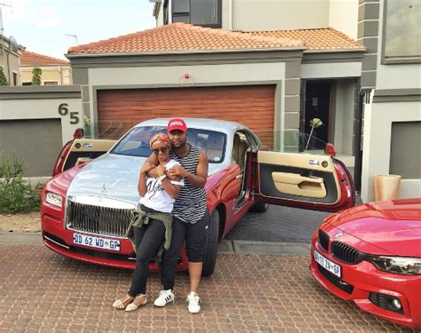 casper nyovest new home and car cassper nyovest spoils boity with a pair of yeezys okmzansi